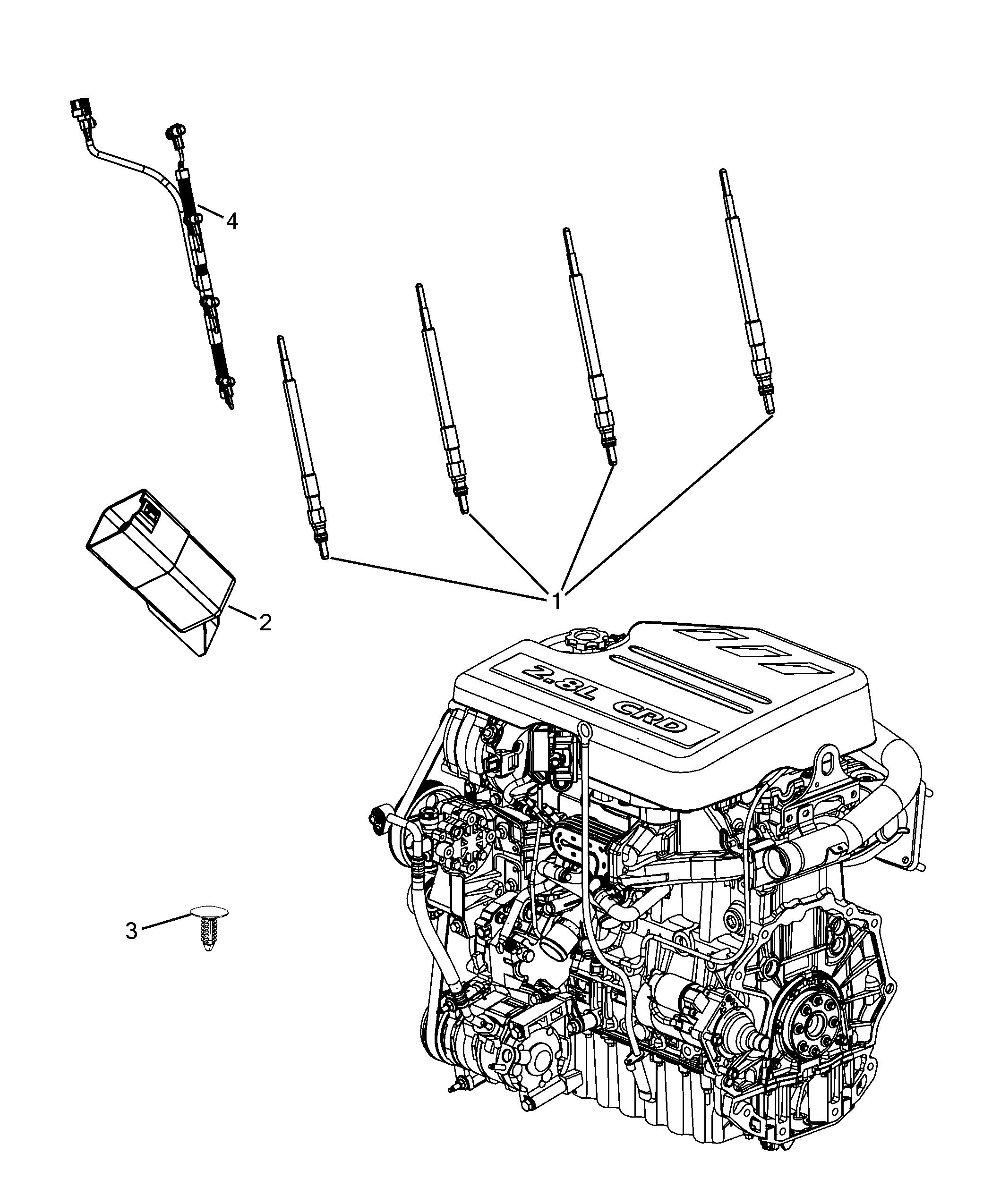 Chrysler, Dodge, Jeep Mopar.